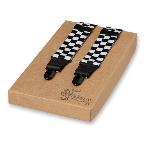 Wiseguy Suspenders - The Formula (1)